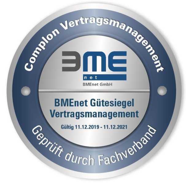 BME net Siegel