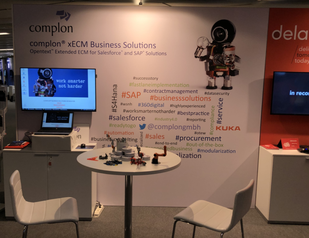 complon xECM Business Solutions Diamond Sponsor