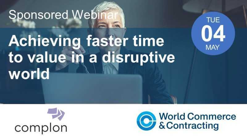 World Commerce and Contracting Webinar